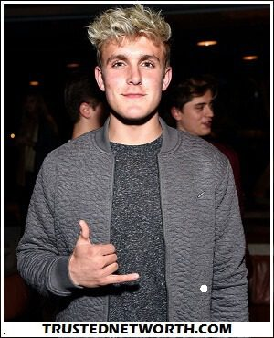 Jake Paul Net Worth