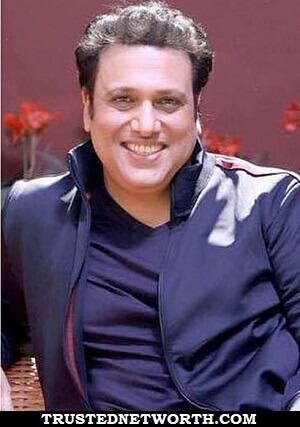 Govinda Net Worth