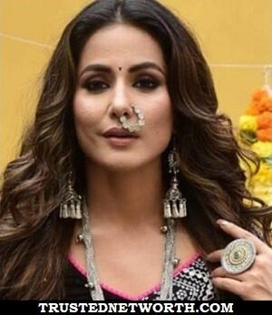 Hina Khan Net Worth