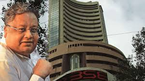 Rakesh Jhunjhunwala the baron of Mumbai Stock Exchange