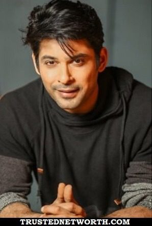 Siddharth Shukla Net Worth
